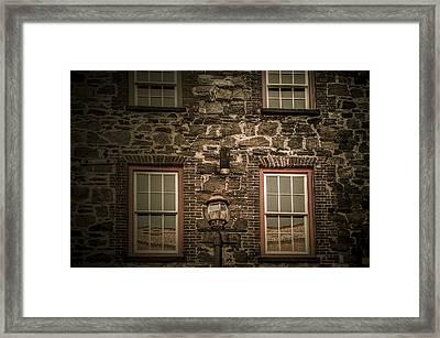 Old Savannah Framed Print by Mario Celzner