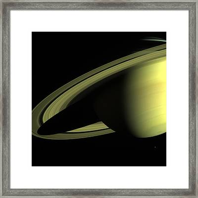 Outer Space Two Nine Nine Framed Print by Nasa Usgs