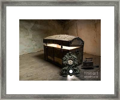 Pandora's Box Framed Print by Sinisa Botas