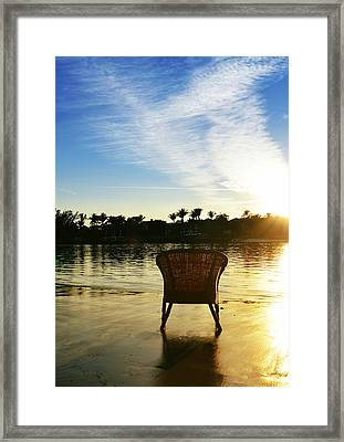 Paradiso Framed Print by Laura Fasulo