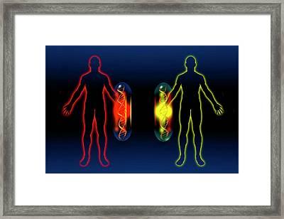 Personalized Medication Framed Print by Carol & Mike Werner