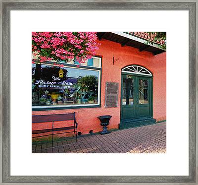 Picture Show Framed Print by Michael Thomas