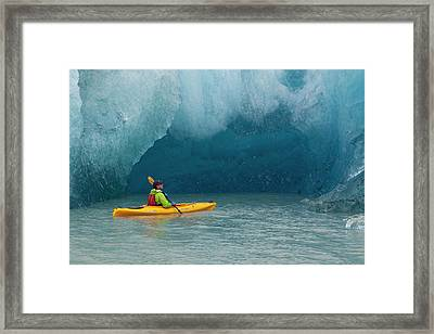 Port Nellie Juan, Prince William Sound Framed Print by Hugh Rose