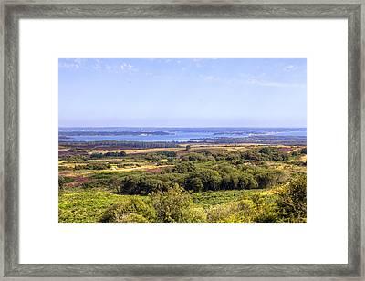 Purbeck - Dorset Framed Print by Joana Kruse