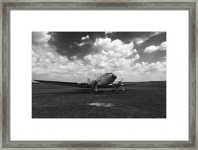 Put Out To Pasture Framed Print by Mountain Dreams