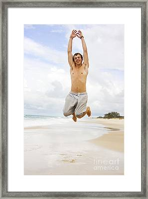 Reach For The Sky Framed Print by Jorgo Photography - Wall Art Gallery