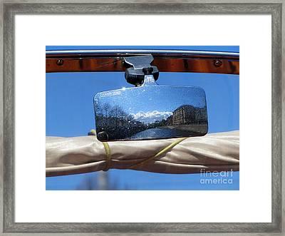Reflect Framed Print by Yury Bashkin