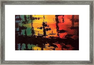 Reflections Framed Print by Lisa Williams
