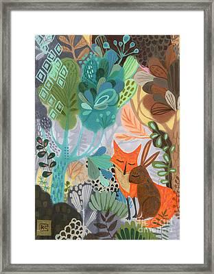 Restoration  Framed Print by Kate Cosgrove
