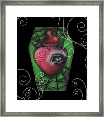 Sagrado Framed Print by  Abril Andrade Griffith