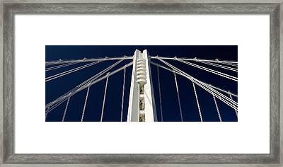 San Francisco-oakland Bay Bridge, San Framed Print by Panoramic Images