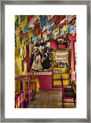 San Jose Del Cabo Framed Print by David Smith