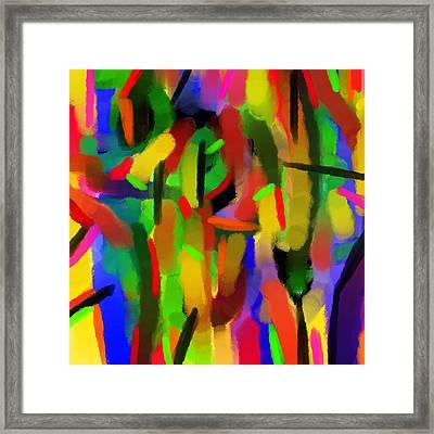 Schreien Framed Print by Sir Josef Social Critic - ART