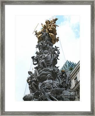 Sculpture Framed Print by Evgeny Pisarev