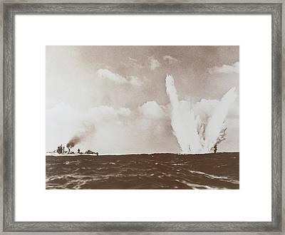 Second World War (1939-1945 Framed Print by Prisma Archivo