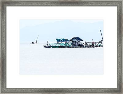 Simple Life Framed Print by Patrice Laborda