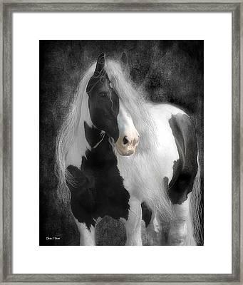 Slainte Framed Print by Fran J Scott