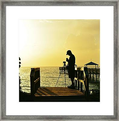 Solstice  Framed Print by Laura Fasulo