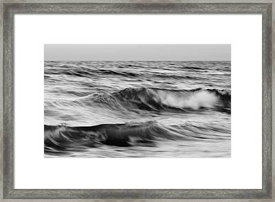 Soul Of The Sea Framed Print by Laura Fasulo
