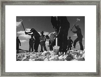 South Africa 1993 Framed Print by Rolf Ashby