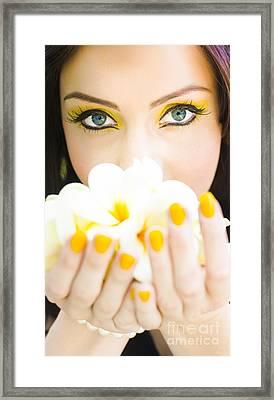 Spa Framed Print by Jorgo Photography - Wall Art Gallery