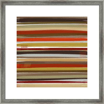 Spice Up Your Life Framed Print by Lourry Legarde