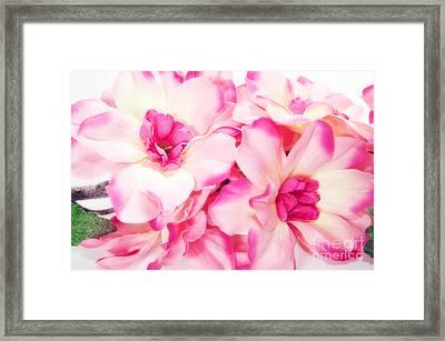Spring Flowers  Framed Print by Michal Bednarek