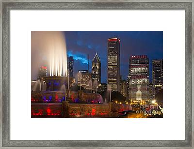 Stanley Is Back Framed Print by Jeff Lewis