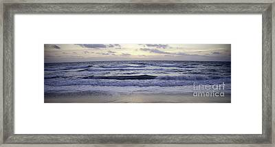 Stillness Framed Print by Amanda Barcon
