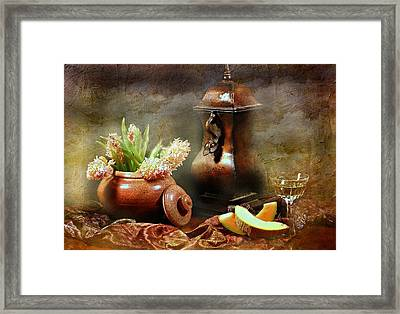 Style Classic Framed Print by Diana Angstadt