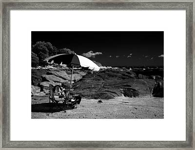 Summer Is A State Of Mind Framed Print by Jeff Folger
