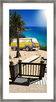 Surfers Paradise Framed Print by Jorgo Photography - Wall Art Gallery