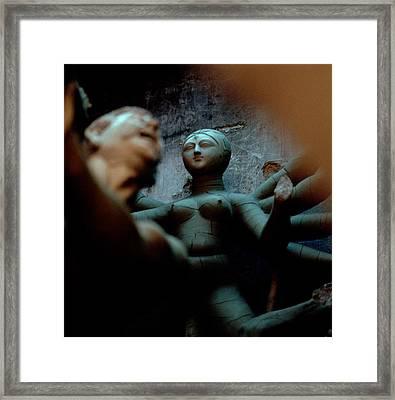 Surreal India Framed Print by Shaun Higson