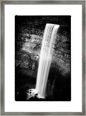 Tew's Falls Framed Print by Tanya Harrison