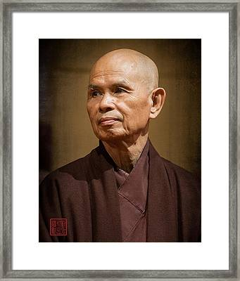 Thay In Thailand Framed Print by Paul Davis