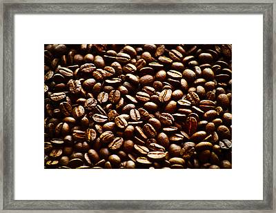 The Best Part Of Waking Up Framed Print by Christi Kraft