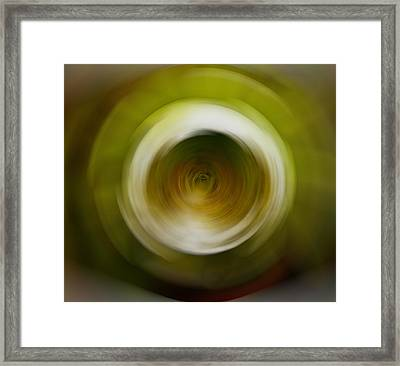 The Journey - Abstract Art By Sharon Cummings Framed Print by Sharon Cummings