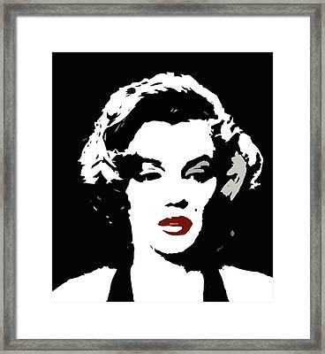 The Monroe Framed Print by Stefan Kuhn