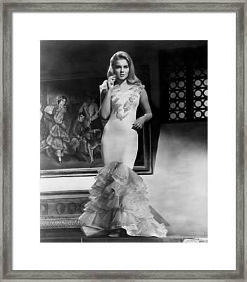 The Pleasure Seekers, Ann-margret Framed Print by Everett