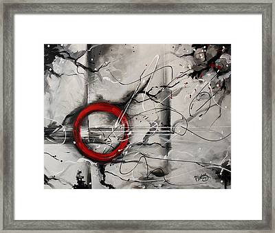 The Power From Within Framed Print by Patricia Lintner