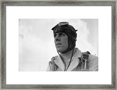 The Wild Blue Yonder Framed Print by Kevin Murphy