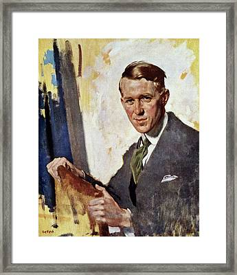 Thomas Edward Lawrence (1888-1935) Framed Print by Granger