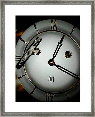 Time Forgot Framed Print by Donatella Muggianu