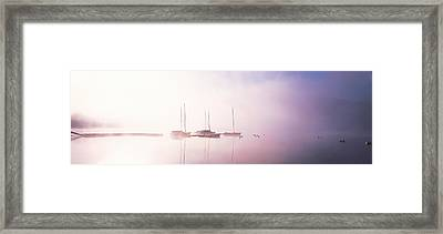 Titi See Germany Framed Print by Panoramic Images