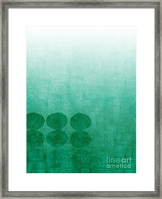 Tranquility Framed Print by Linda Woods
