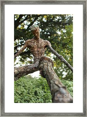 Travail Framed Print by Adam Long