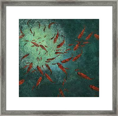Troppi Per Contarli Framed Print by Guido Borelli