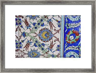 Turkey, Trabzon 13th Century St Sophia Framed Print by Cindy Miller Hopkins