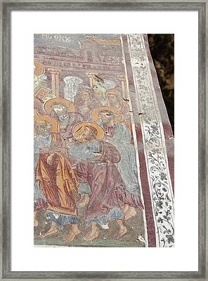 Turkey, Trabzon Sumela Monastery (aka Framed Print by Cindy Miller Hopkins