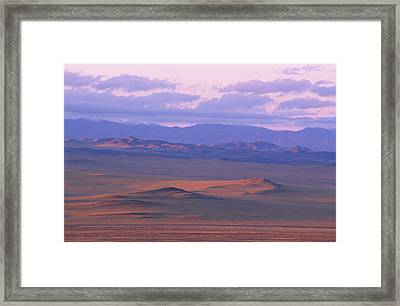 Tuva Framed Print by Anonymous